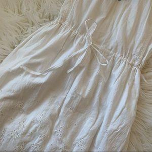Rebecca Taylor Dresses - Rebecca Taylor Embroidered Eyelet Midi Dress